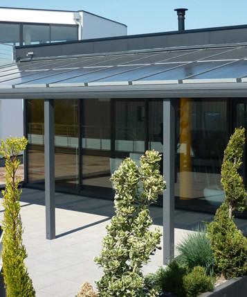 solarmodule auf pergola zum besten Preis