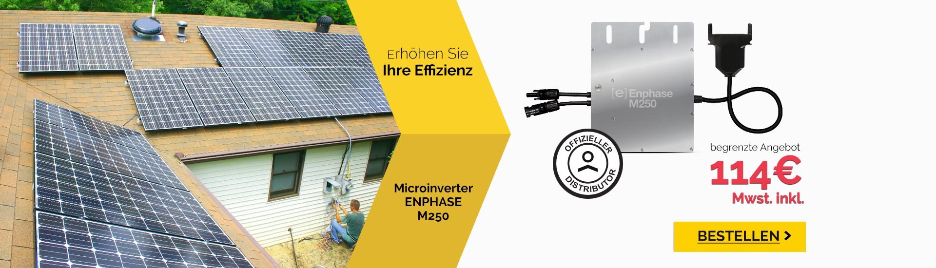 Enphase Micro-Wechselrichter