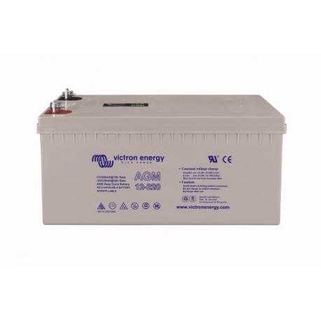 Batterie VICTRON ENERGY AGM 12V/220Ah