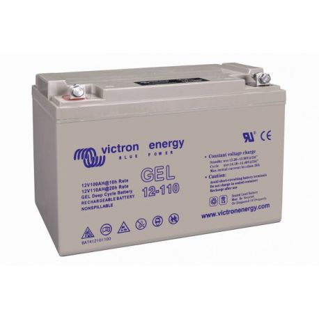 Batterie VICTRON ENERGY GEL 12V/110Ah