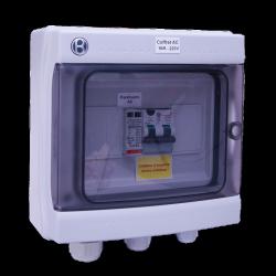 AC Box 16A 230VAC einphasigen AC 3-4kW