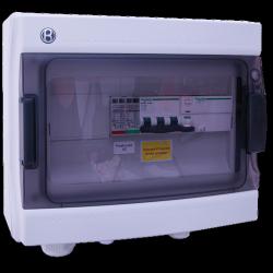 AC Box 20A 400VAC dreiphasig AC 9-10kW