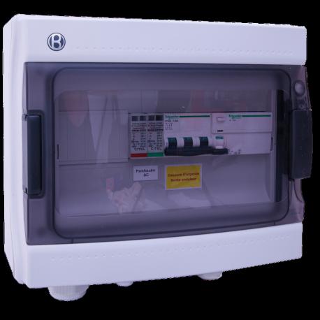 AC Box 16 A 400 V AC dreiphasig AC 3-10 kW
