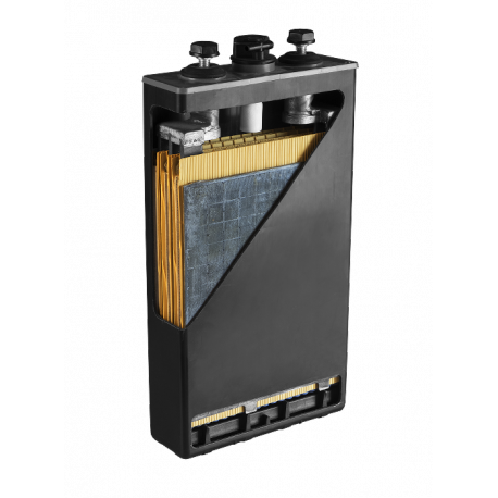 BatterX batterie 3 SPzS 375