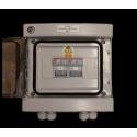 Schutz-Box für Batterien bei 63A