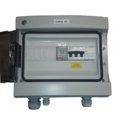 AC Box 11-20kW - 400V - 32A - 1 x Tri wechselrichter