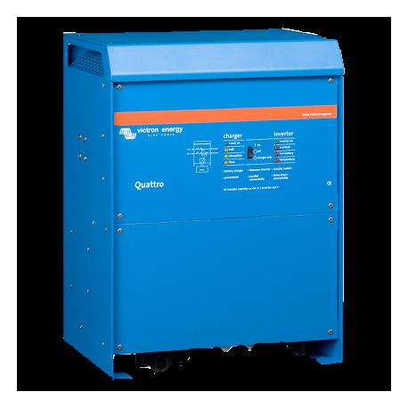 Wechselrichter/ladegerät VICTRON ENERGY Quattro 10000