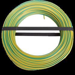Masse Kabel 50m gelb / grün 10mm²
