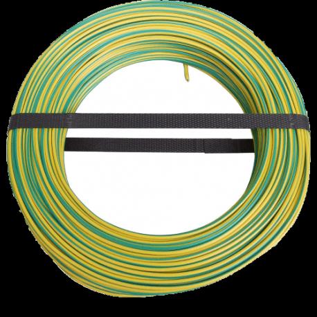 masse kabel 50m gelb gr n 10mm 8ul1015 alma solar nr 1 f r solarmodule online. Black Bedroom Furniture Sets. Home Design Ideas