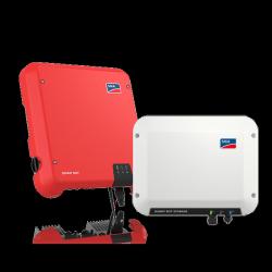SMA Hybrid-Paket bei 3000W für Eigenverbrauch