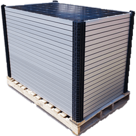 BISOL Solarmodul-Palette BMU-280