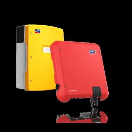 Hybrid-Pack SMA 3000W für den Eigenverbrauch