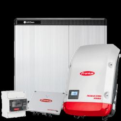 Fronius Hybrid 3.0-3-S + LG RESU10H Paket
