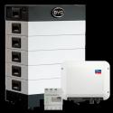SMA SunnyBoy Storage 2.5 + BYD H6.4 Paket