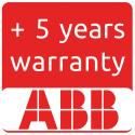ABB Garantieverlängerung auf 10 Jahre für TRIO-5.8-TL