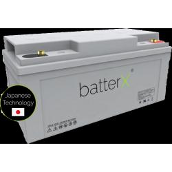 BatterX Blei-Kohlenstoff-Akku LC1200