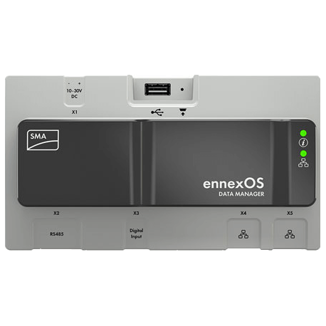 SMA Data Manager M by ennexOS
