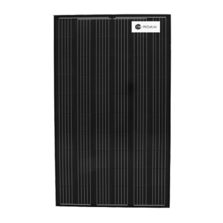 I'M SOLAR Solarmodul 300M schwarz