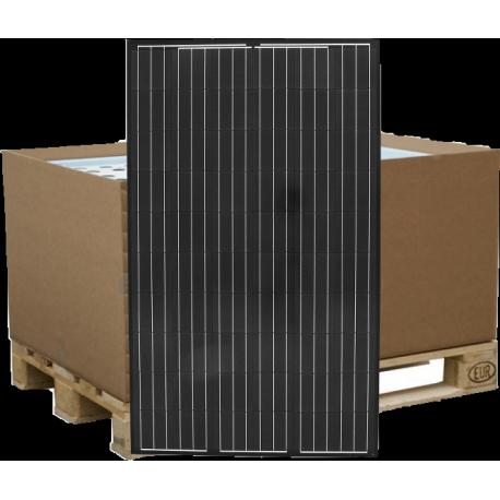 Palette von 30x I'M SOLAR 370W schwarz