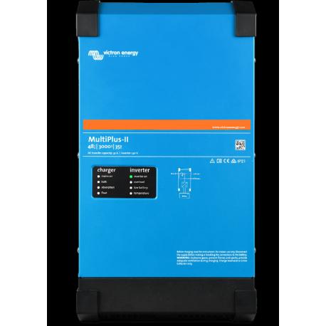 Wechselrichter/ladegerät VICTRON ENERGY MultiPlus-II Gx 5000VA/48