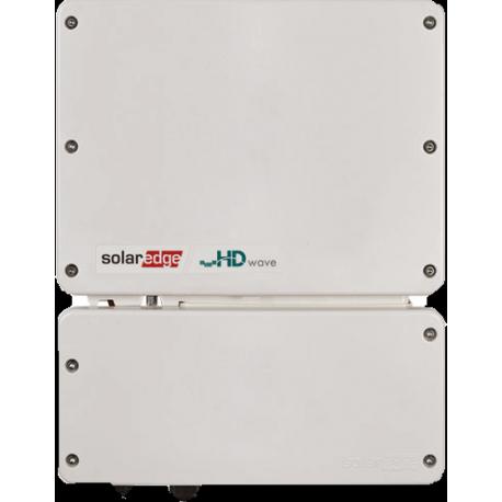 Hybrid SolarEdge Wechselrichter SE6000H-RWS HD-WAVE STOREDGE