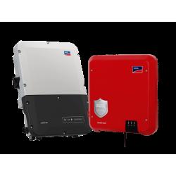 SMA Hybrid-Paket bei 5000W für Eigenverbrauch