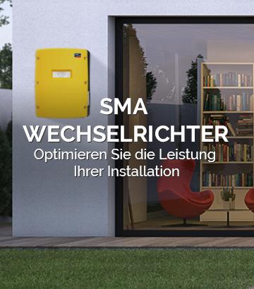 solar wechselricheter SMA