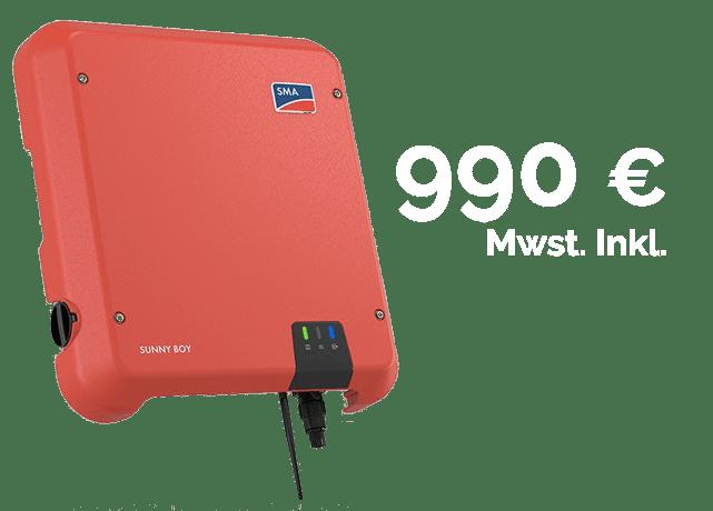 SMA Sb3.0 3000W