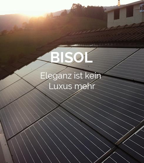 solarmodule BISOL